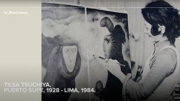 ARTV | Te Mostramos | Tilsa Tsuchiya