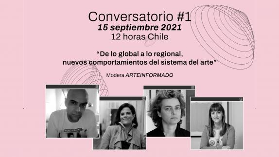 ArteParlante Conversatorio #1